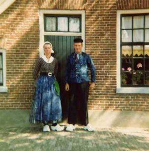 Klederdracht show 1984